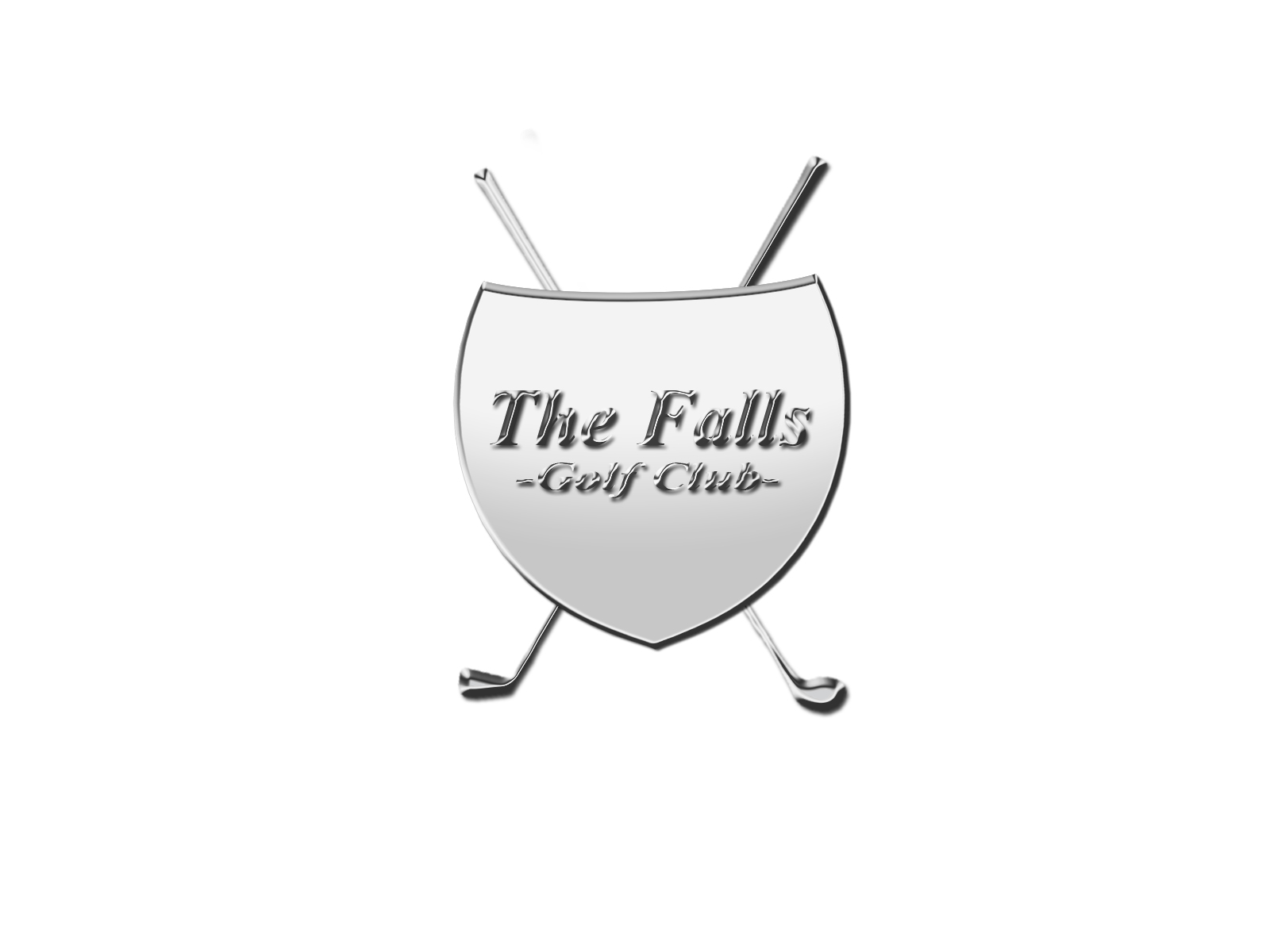 Logo Design by Mythos Designs - Entry No. 87 in the Logo Design Contest The Falls Golf Club Logo Design.