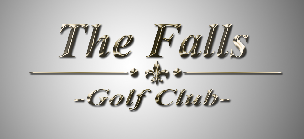 Logo Design by Mythos Designs - Entry No. 89 in the Logo Design Contest The Falls Golf Club Logo Design.