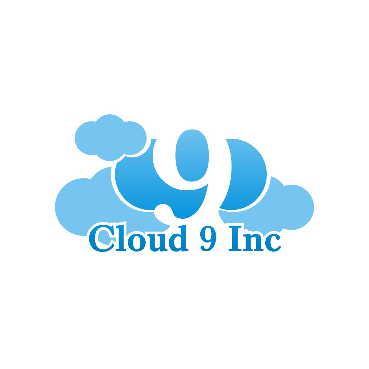 Logo Design by arteo_design - Entry No. 25 in the Logo Design Contest Unique Logo Design Wanted for Cloud 9 Inc.
