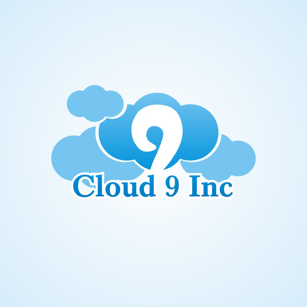 Logo Design by arteo_design - Entry No. 26 in the Logo Design Contest Unique Logo Design Wanted for Cloud 9 Inc.