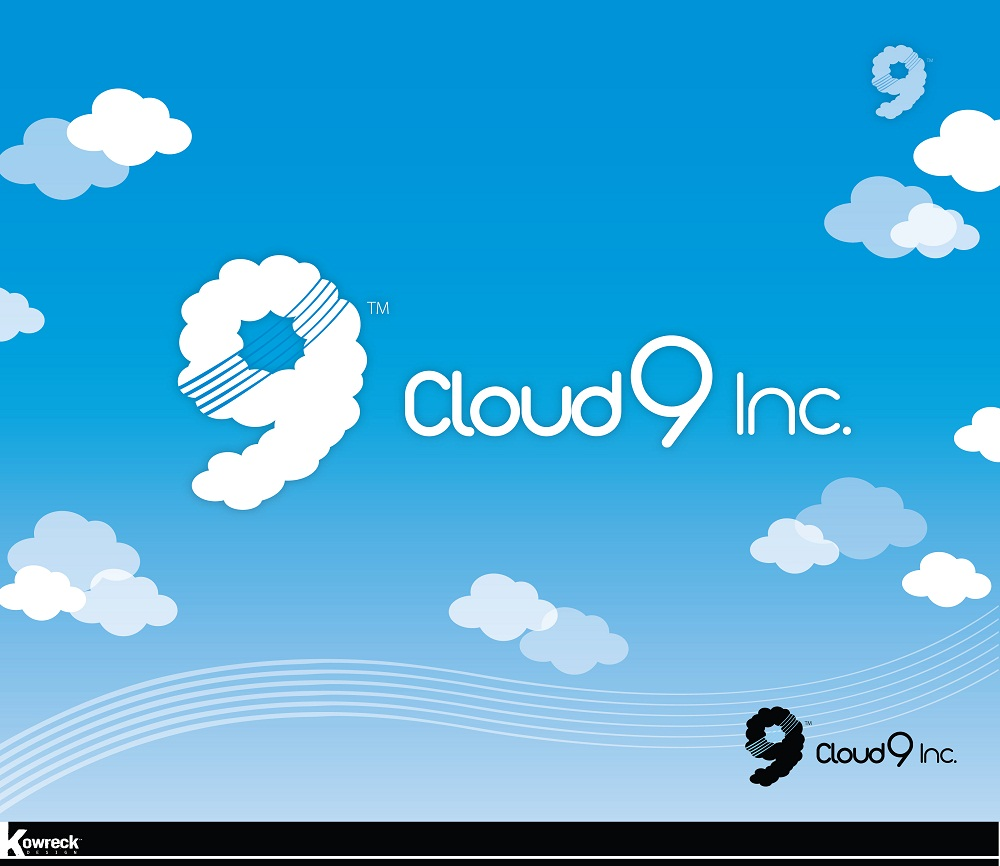 Logo Design by kowreck - Entry No. 32 in the Logo Design Contest Unique Logo Design Wanted for Cloud 9 Inc.