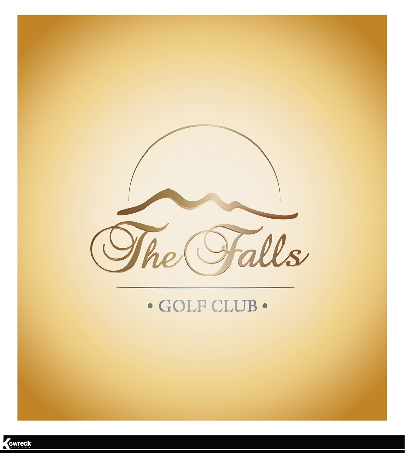 Logo Design by kowreck - Entry No. 96 in the Logo Design Contest The Falls Golf Club Logo Design.