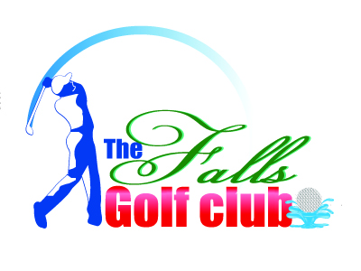 Logo Design by Ladilon Tugas - Entry No. 97 in the Logo Design Contest The Falls Golf Club Logo Design.