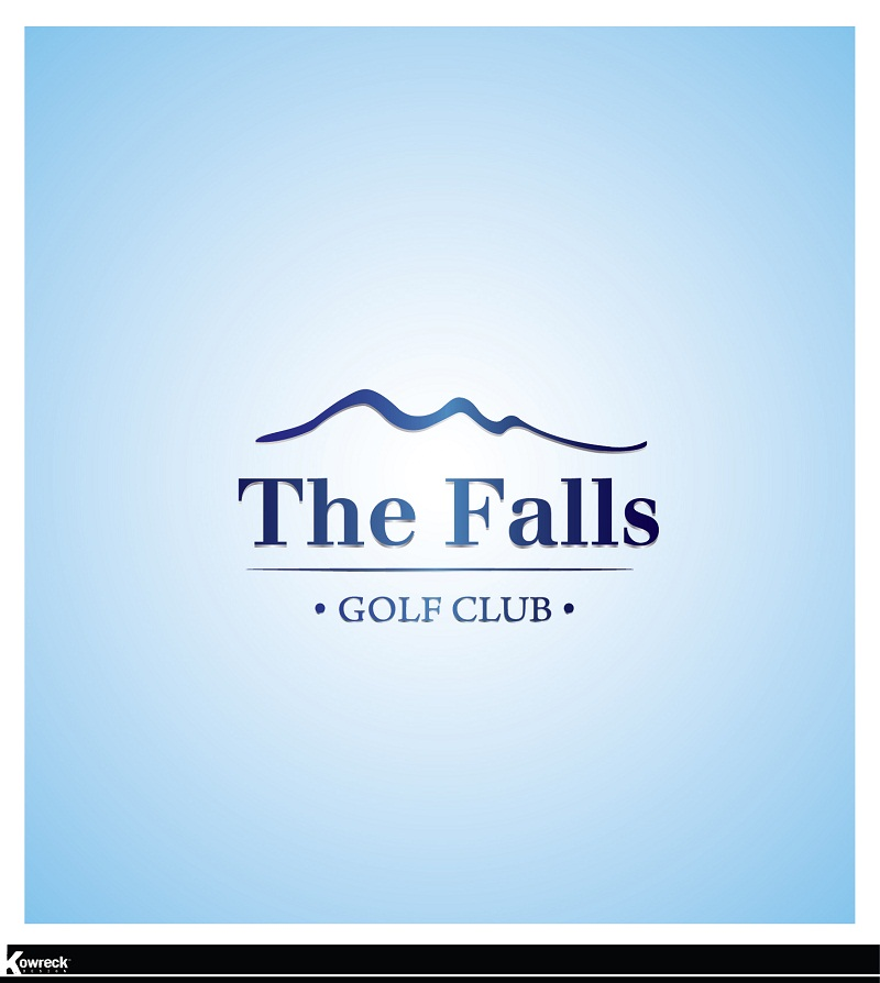 Logo Design by kowreck - Entry No. 101 in the Logo Design Contest The Falls Golf Club Logo Design.