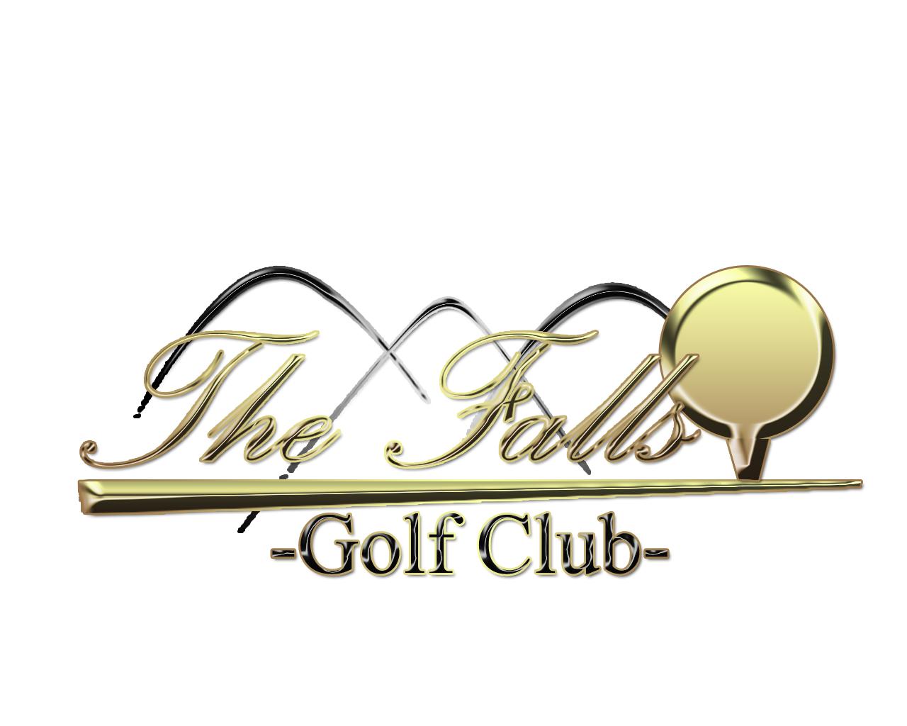 Logo Design by Mythos Designs - Entry No. 111 in the Logo Design Contest The Falls Golf Club Logo Design.