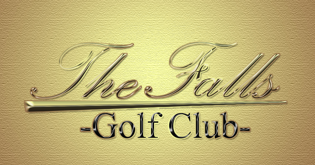 Logo Design by Mythos Designs - Entry No. 112 in the Logo Design Contest The Falls Golf Club Logo Design.