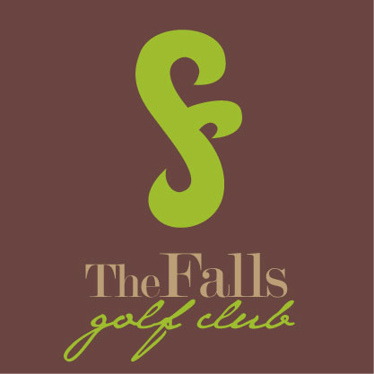 Logo Design by geisha - Entry No. 117 in the Logo Design Contest The Falls Golf Club Logo Design.