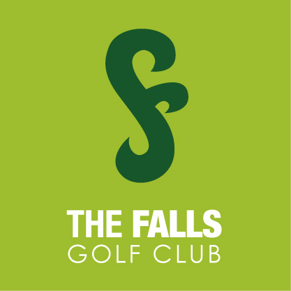 Logo Design by geisha - Entry No. 118 in the Logo Design Contest The Falls Golf Club Logo Design.