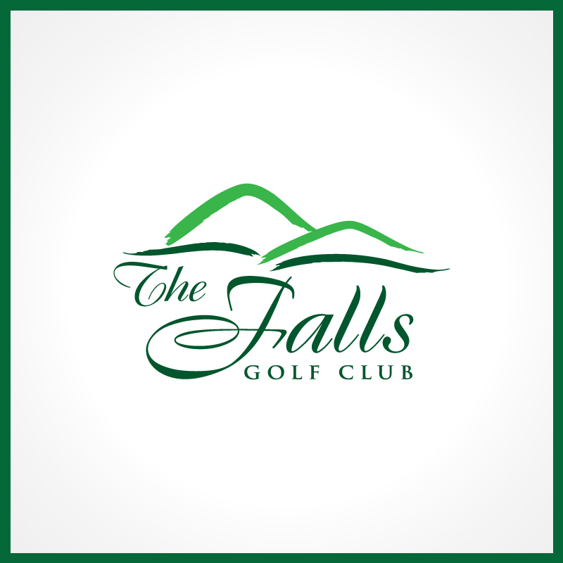 Logo Design by Number-Eight-Design - Entry No. 119 in the Logo Design Contest The Falls Golf Club Logo Design.