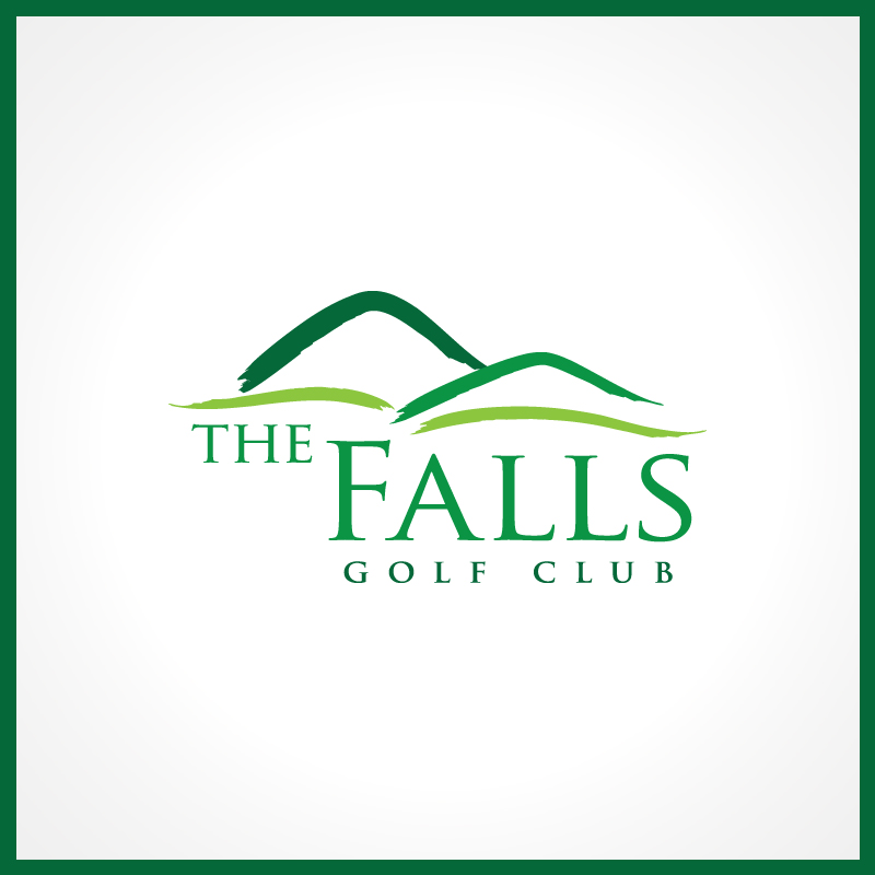 Logo Design by Number-Eight-Design - Entry No. 120 in the Logo Design Contest The Falls Golf Club Logo Design.