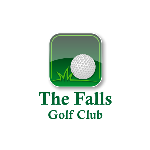 Logo Design by Rudy - Entry No. 126 in the Logo Design Contest The Falls Golf Club Logo Design.