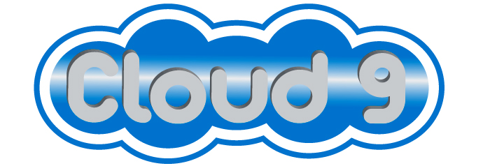 Logo Design by Ladilon Tugas - Entry No. 36 in the Logo Design Contest Unique Logo Design Wanted for Cloud 9 Inc.