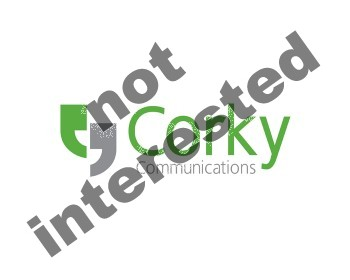 Logo Design by key - Entry No. 51 in the Logo Design Contest Corky Communications.