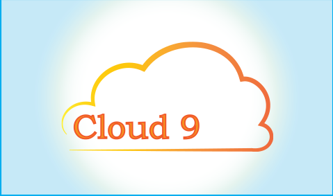 Logo Design by blazineagle - Entry No. 42 in the Logo Design Contest Unique Logo Design Wanted for Cloud 9 Inc.