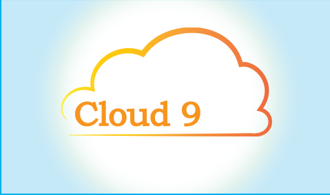 Logo Design by blazineagle - Entry No. 43 in the Logo Design Contest Unique Logo Design Wanted for Cloud 9 Inc.