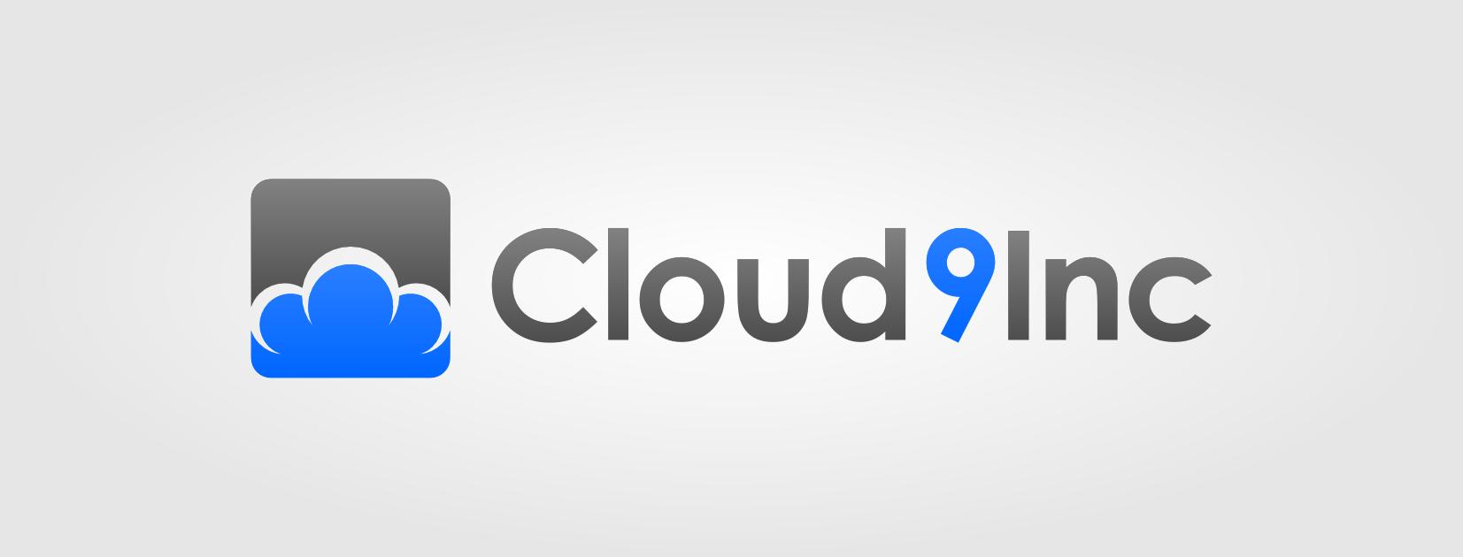Logo Design by Yusuf Kurniawan - Entry No. 48 in the Logo Design Contest Unique Logo Design Wanted for Cloud 9 Inc.
