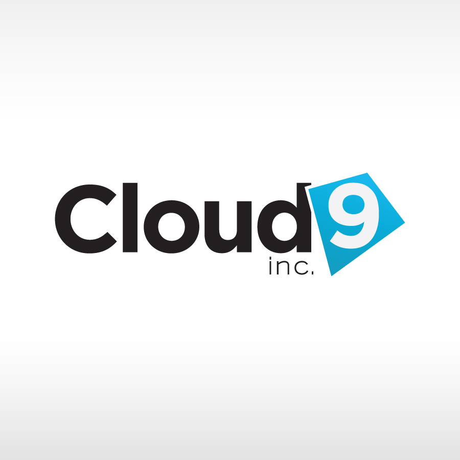 Logo Design by Edward Goodwin - Entry No. 51 in the Logo Design Contest Unique Logo Design Wanted for Cloud 9 Inc.