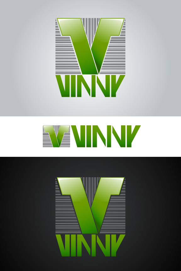 Logo Design by Top Elite - Entry No. 60 in the Logo Design Contest Unique Logo Design Wanted for Vinny.