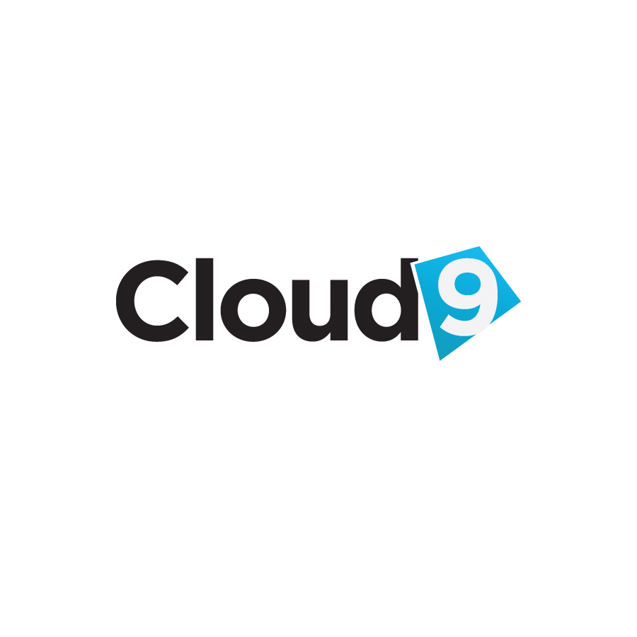 Logo Design by Edward Goodwin - Entry No. 63 in the Logo Design Contest Unique Logo Design Wanted for Cloud 9 Inc.