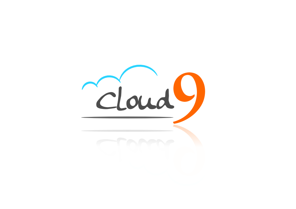 Logo Design by whoosef - Entry No. 65 in the Logo Design Contest Unique Logo Design Wanted for Cloud 9 Inc.