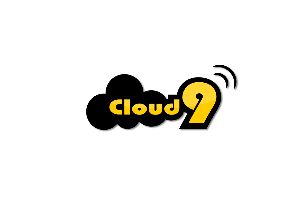 Logo Design by whoosef - Entry No. 70 in the Logo Design Contest Unique Logo Design Wanted for Cloud 9 Inc.