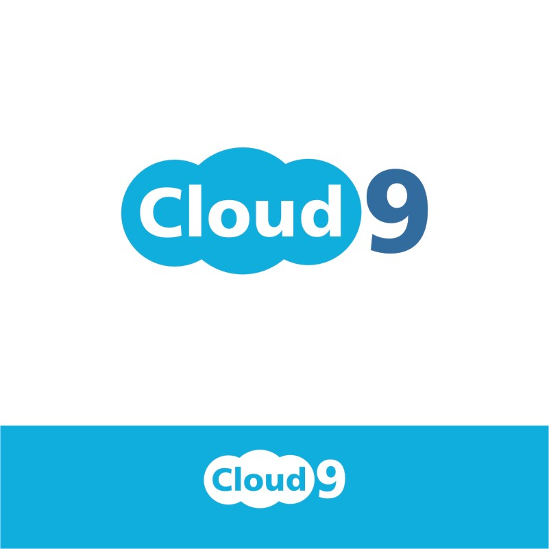 Logo Design by Private User - Entry No. 72 in the Logo Design Contest Unique Logo Design Wanted for Cloud 9 Inc.