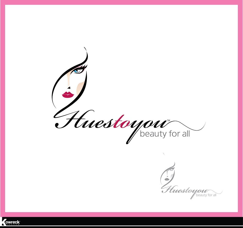 Logo Design by kowreck - Entry No. 15 in the Logo Design Contest Hues To You Logo Design.