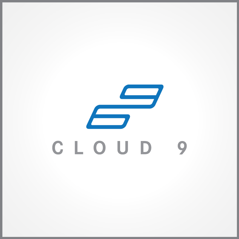 Logo Design by Number-Eight-Design - Entry No. 76 in the Logo Design Contest Unique Logo Design Wanted for Cloud 9 Inc.