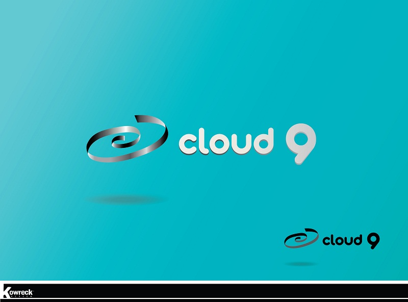 Logo Design by kowreck - Entry No. 77 in the Logo Design Contest Unique Logo Design Wanted for Cloud 9 Inc.