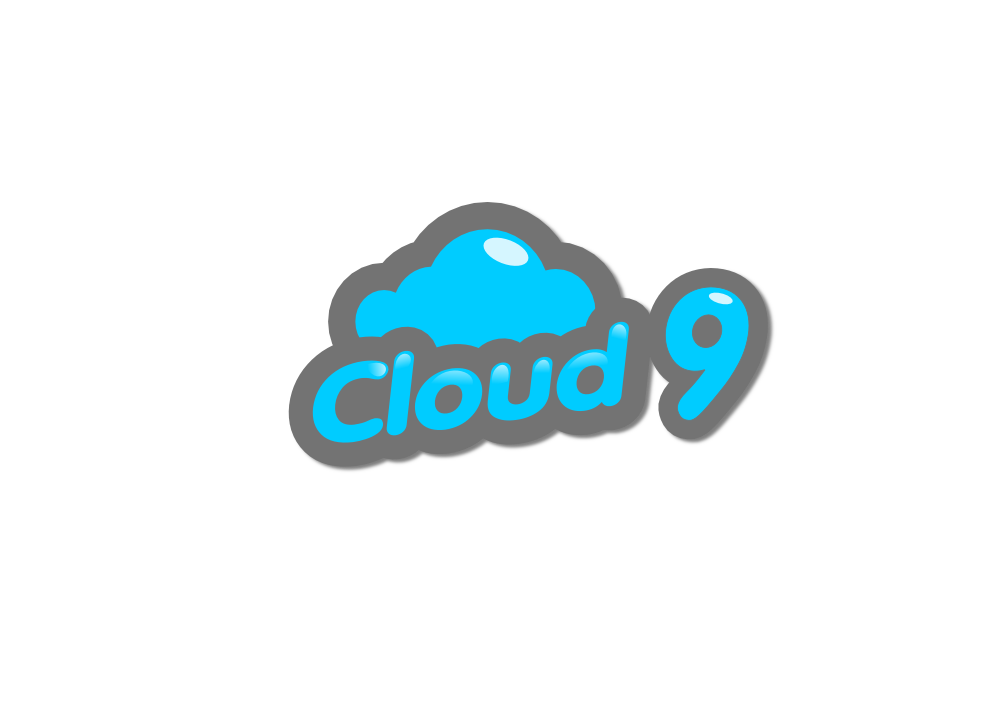 Logo Design by whoosef - Entry No. 78 in the Logo Design Contest Unique Logo Design Wanted for Cloud 9 Inc.