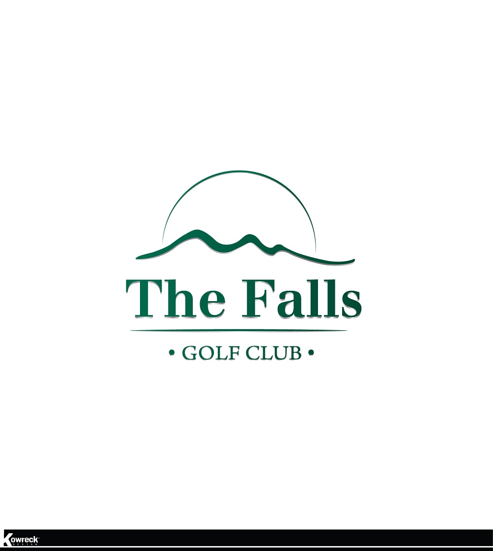 Logo Design by kowreck - Entry No. 129 in the Logo Design Contest The Falls Golf Club Logo Design.