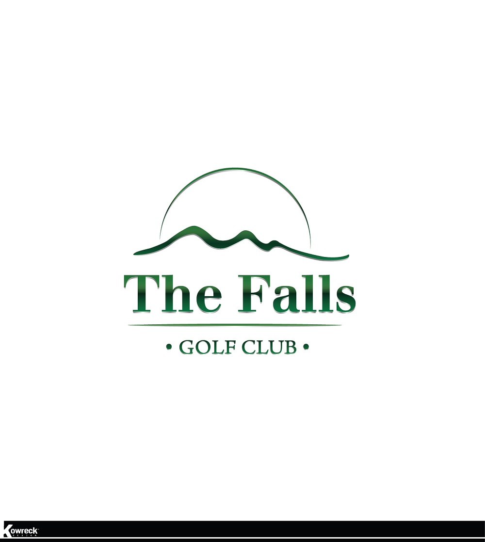 Logo Design by kowreck - Entry No. 130 in the Logo Design Contest The Falls Golf Club Logo Design.
