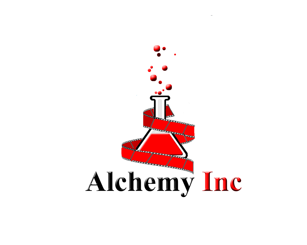 Logo Design by Mythos Designs - Entry No. 1 in the Logo Design Contest Logo Design for Alchemy Inc (Creative/Edgy/Sophisticated).