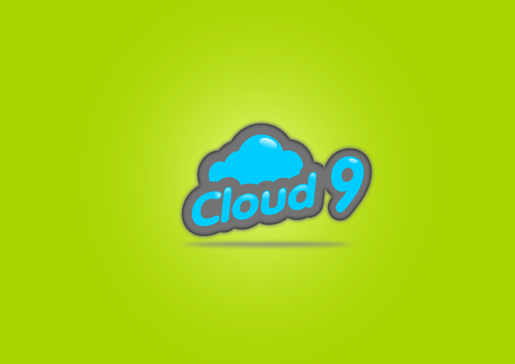 Logo Design by whoosef - Entry No. 79 in the Logo Design Contest Unique Logo Design Wanted for Cloud 9 Inc.