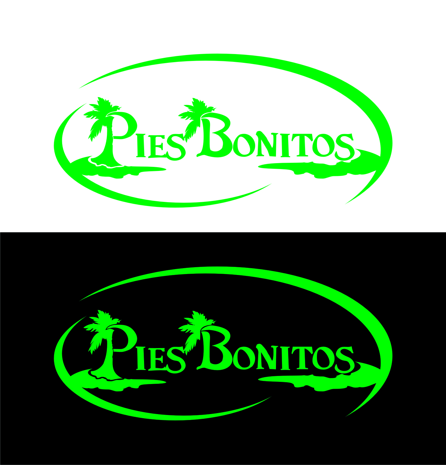 Logo Design by Private User - Entry No. 2 in the Logo Design Contest Unique Logo Design Wanted for Pies Bonitos.