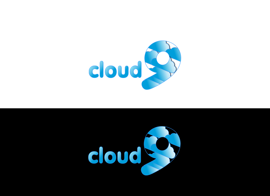 Logo Design by pixdesign - Entry No. 84 in the Logo Design Contest Unique Logo Design Wanted for Cloud 9 Inc.