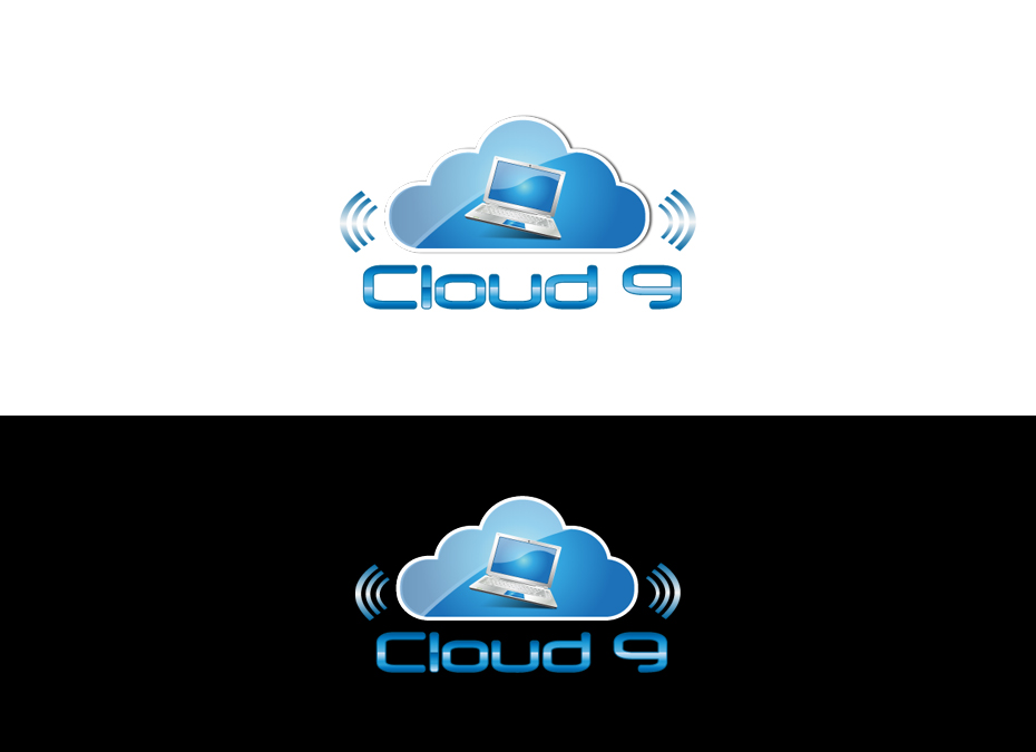 Logo Design by pixdesign - Entry No. 85 in the Logo Design Contest Unique Logo Design Wanted for Cloud 9 Inc.