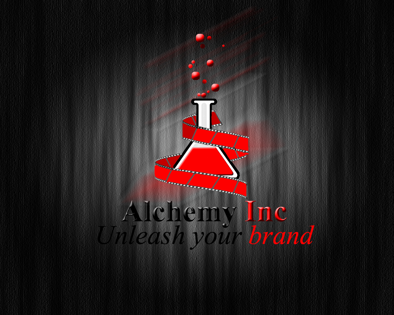 Logo Design by Mythos Designs - Entry No. 9 in the Logo Design Contest Logo Design for Alchemy Inc (Creative/Edgy/Sophisticated).