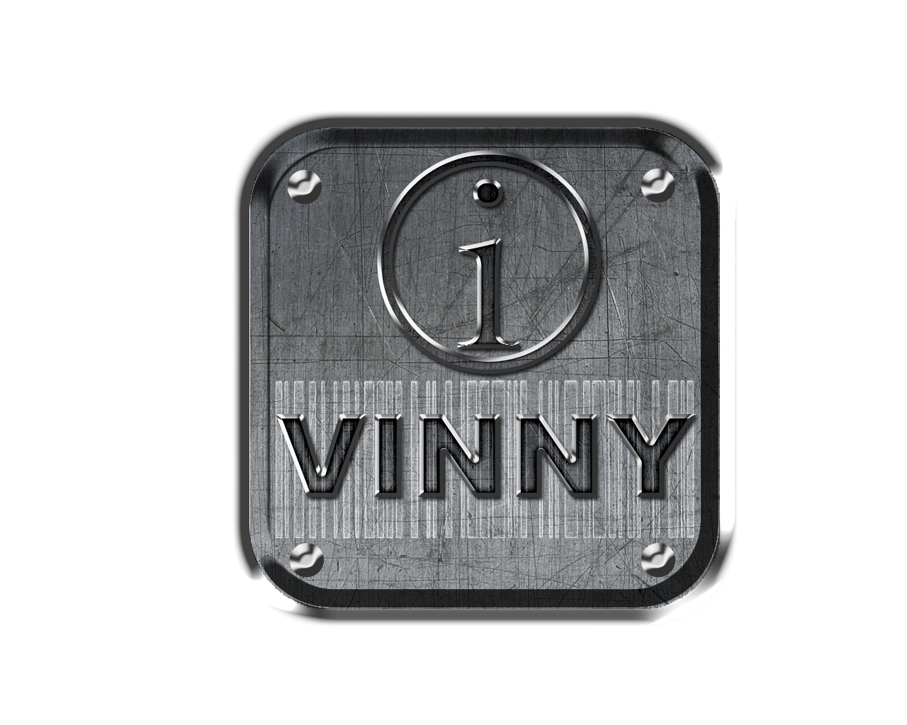 Logo Design by Mythos Designs - Entry No. 93 in the Logo Design Contest Unique Logo Design Wanted for Vinny.