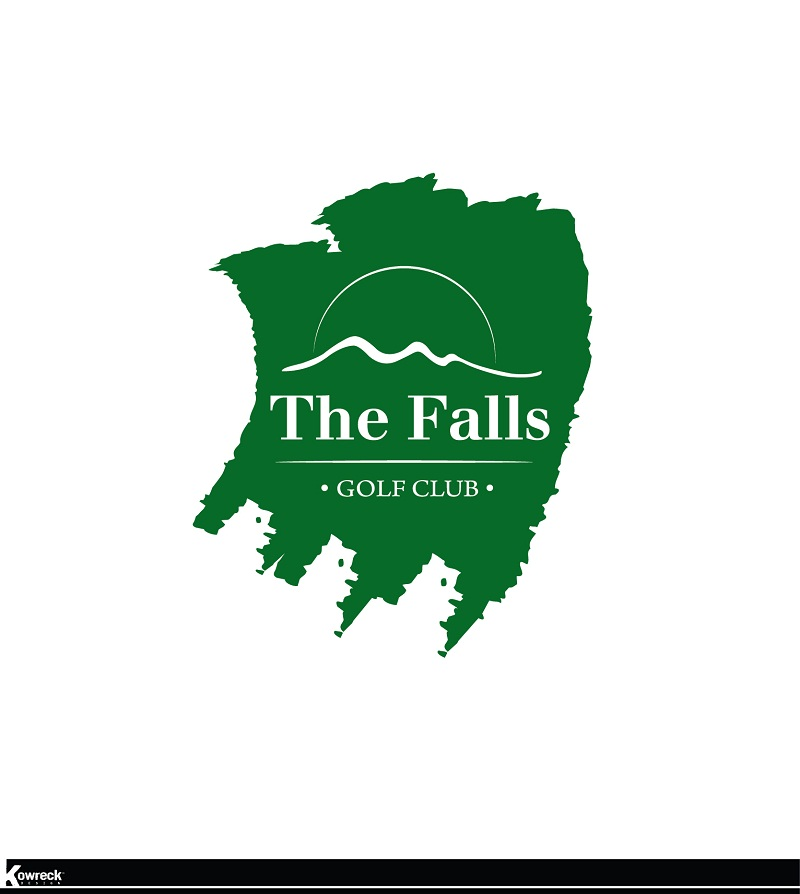 Logo Design by kowreck - Entry No. 132 in the Logo Design Contest The Falls Golf Club Logo Design.