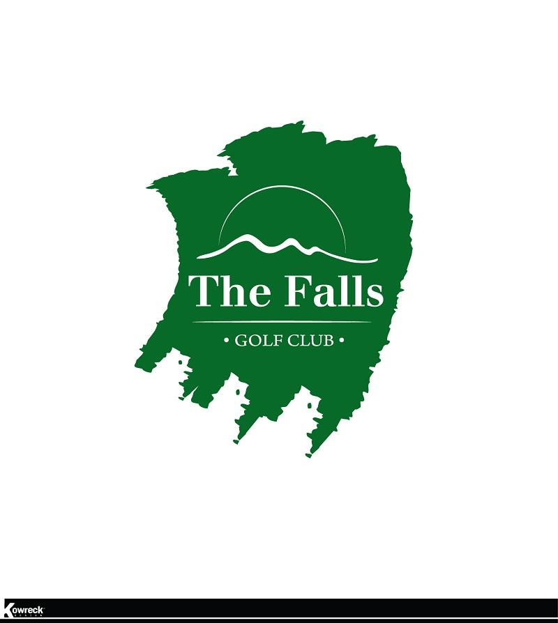 Logo Design by kowreck - Entry No. 132 in the Logo Design Contest The Falls Golf Club Logo Design.