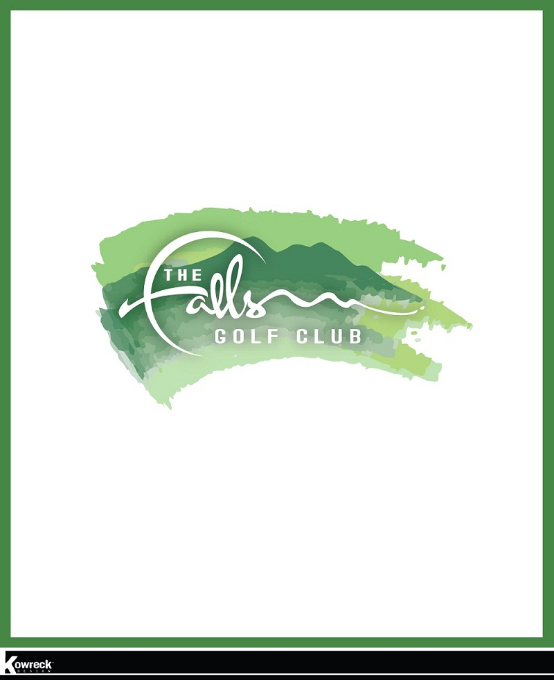 Logo Design by kowreck - Entry No. 134 in the Logo Design Contest The Falls Golf Club Logo Design.