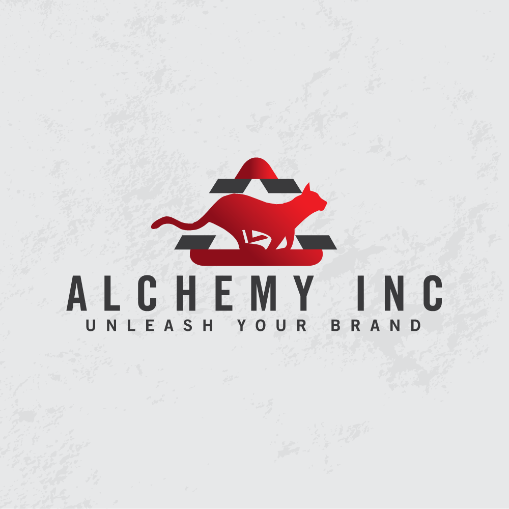 Logo Design by rockin - Entry No. 20 in the Logo Design Contest Logo Design for Alchemy Inc (Creative/Edgy/Sophisticated).