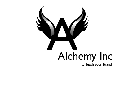 Logo Design by Souvik Paul - Entry No. 21 in the Logo Design Contest Logo Design for Alchemy Inc (Creative/Edgy/Sophisticated).