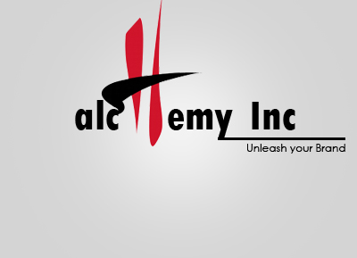 Logo Design by Souvik Paul - Entry No. 23 in the Logo Design Contest Logo Design for Alchemy Inc (Creative/Edgy/Sophisticated).