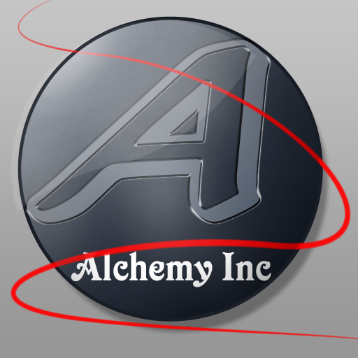 Logo Design by Minas Gadalla - Entry No. 24 in the Logo Design Contest Logo Design for Alchemy Inc (Creative/Edgy/Sophisticated).
