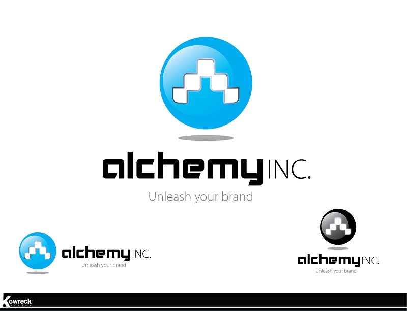 Logo Design by kowreck - Entry No. 25 in the Logo Design Contest Logo Design for Alchemy Inc (Creative/Edgy/Sophisticated).