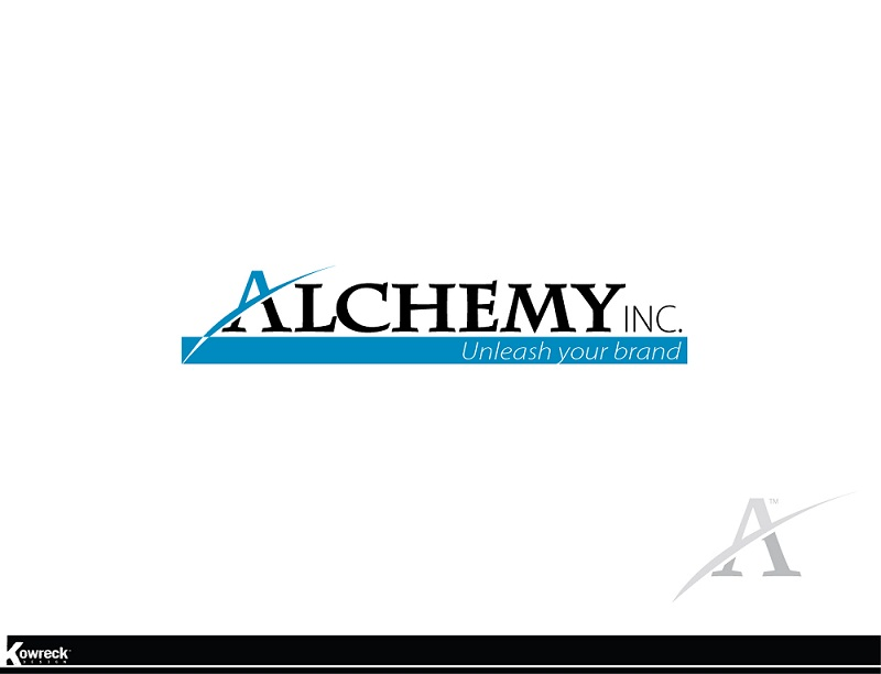 Logo Design by kowreck - Entry No. 26 in the Logo Design Contest Logo Design for Alchemy Inc (Creative/Edgy/Sophisticated).