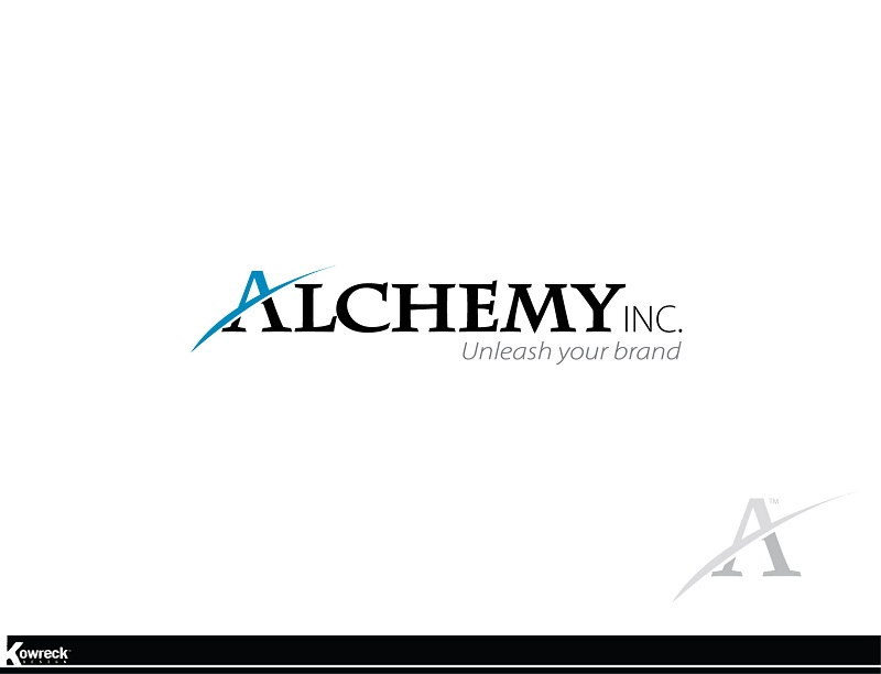 Logo Design by kowreck - Entry No. 27 in the Logo Design Contest Logo Design for Alchemy Inc (Creative/Edgy/Sophisticated).