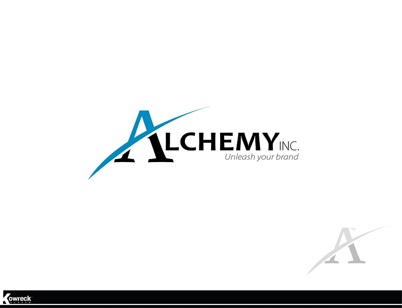 Logo Design by kowreck - Entry No. 28 in the Logo Design Contest Logo Design for Alchemy Inc (Creative/Edgy/Sophisticated).
